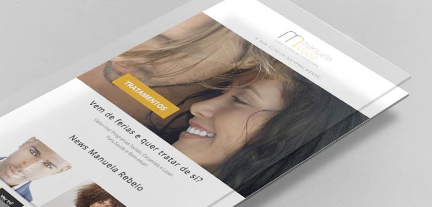Work Wordpress   Newsletter Design GRAPHIC & WEB DESIGN