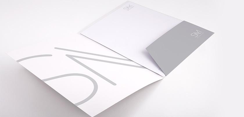 Brand Design SM ADVOGADOS GRAPHIC & WEB DESIGN