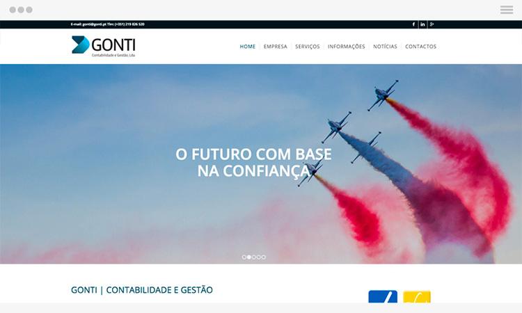 Advert-u Website e design Gráfico